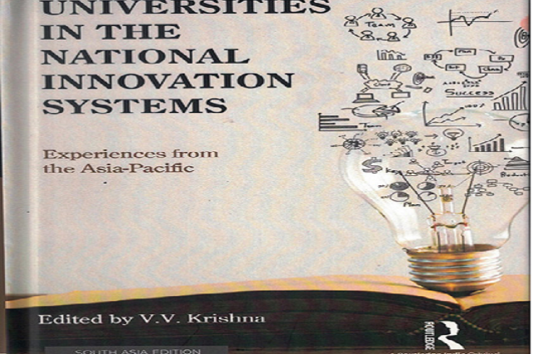 Universities in the National Innovation Systems: Experiences from the Asia-Pacific
